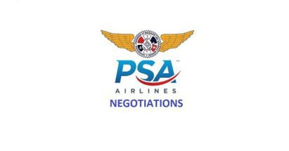 Image of PSA - IAM Negotiations Logo