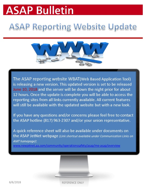 thumbnail of ASAP Bulletin 2018-05 ASAP Website minus logos for union website