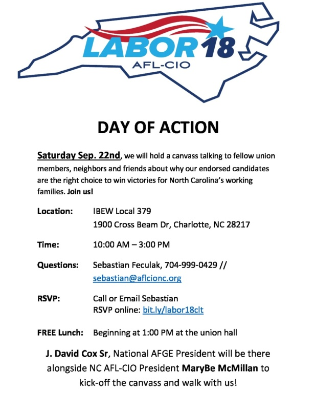 thumbnail of Labor 2018 Charlotte walk flyer
