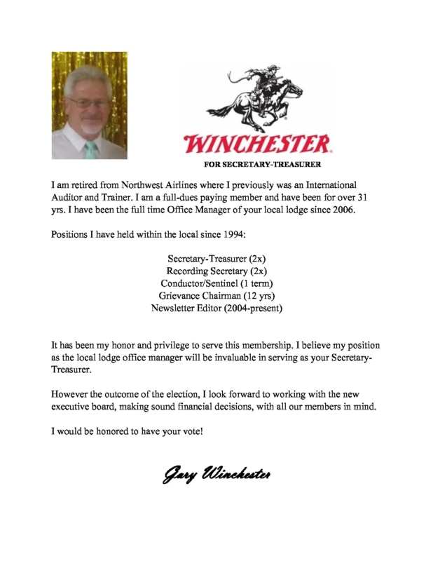 thumbnail of Campaign Poster – Winchester