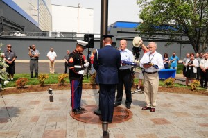 AA Flag Raising Ceremony00020