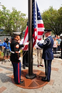 AA Flag Raising Ceremony00021