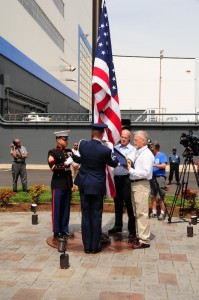 AA Flag Raising Ceremony00022