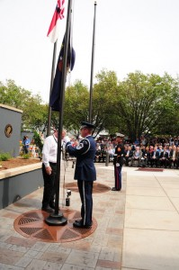 AA Flag Raising Ceremony00047